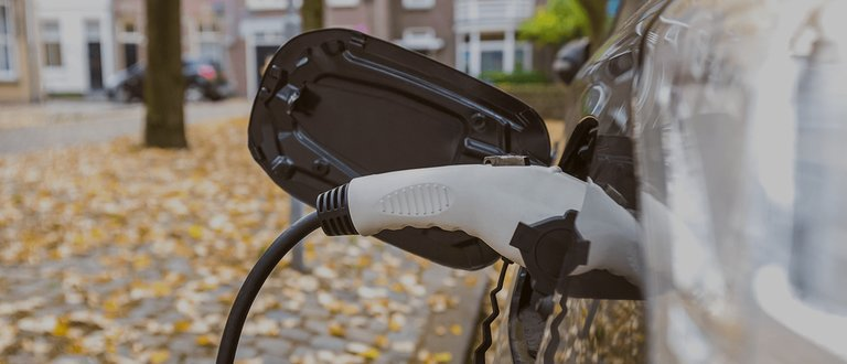 Electric Powered Vehicle Charger